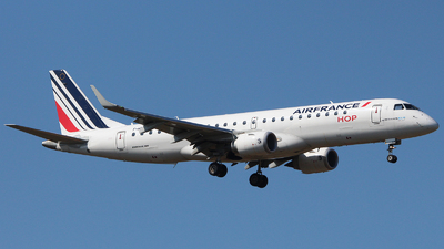 A picture of FHBLN - Embraer E190STD - Air France - © Nikola Kovacevic