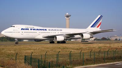 F-GCBH - Boeing 747-228B(SF) - Air France Cargo