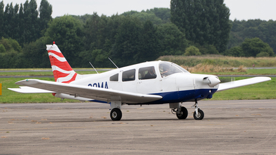 A picture of GOOMA - Piper PA28161 - [288116030] - © Chris Andrew Barker