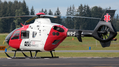 N954AL - Eurocopter EC 135T2+ - Airlift Northwest