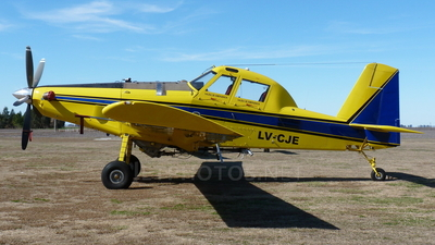 LV-CJE - Air Tractor AT-802 - Private