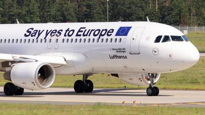 D-AIZG - Airbus A320-214 - Lufthansa