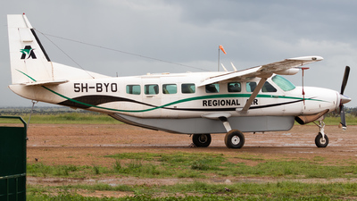 5H-BYO - Cessna 208B Grand Caravan - Regional Air Services