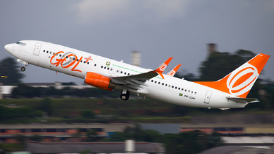 A picture of PRGUH - Boeing 7378EH - GOL Linhas Aereas - © Roger Rodrigues