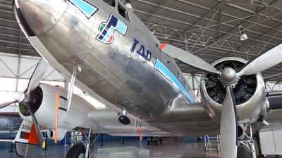 CS-TDE - Douglas DC-3A - TAP - Transportes Aéreos Portugueses