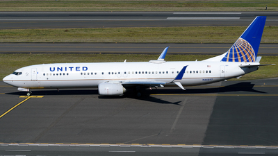 A picture of N66897 - Boeing 737924(ER) - United Airlines - © TriSpotterWA