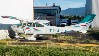 TI-AVO - Cessna 182P Skylane - Costa Rica - General Directorate of Civil Aviation (DGAC)