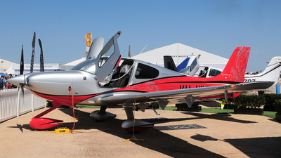 A picture of VHIWZ - Cirrus SR22 - [4681] - © George Canciani