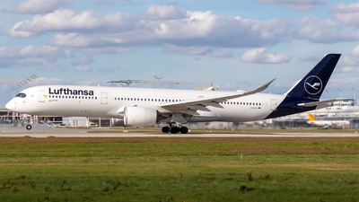 A picture of DAIXJ - Airbus A350941 - Lufthansa - © Martin Tietz