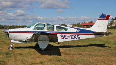 SE-EKS - Beechcraft C33 Debonair - Private