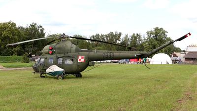 7333 - PZL-Swidnik Mi-2URP Hoplite - Poland - Air Force