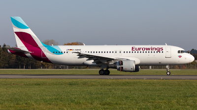 A picture of DABHG - Airbus A320214 - Eurowings - © kevin.hackert