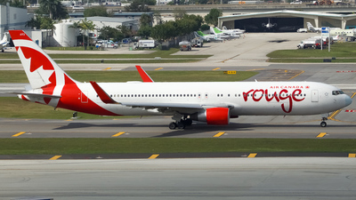 A picture of CFIYA - Boeing 76733A(ER) - [33421] - © Sebastian C