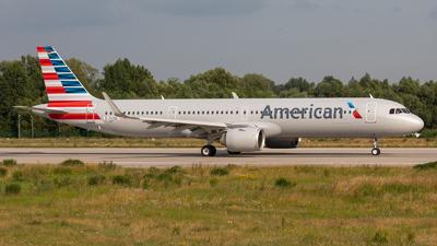 A picture of DAVXQ - Airbus A321 - Airbus - © vwmatze