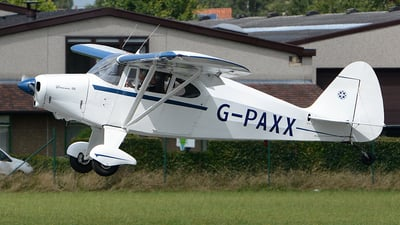 A picture of GPAXX - Piper PA20135 Pacer - [201107] - © diopere geert