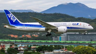 JA834A - Boeing 787-8 Dreamliner - All Nippon Airways (ANA)