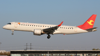 B-3189 - Embraer 190-100LR - Tianjin Airlines