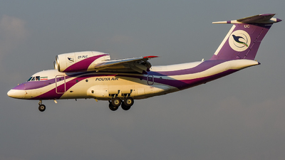 EP-PUC - Antonov An-74-200 - Pouya Air