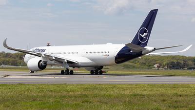 D-AIXB - Airbus A350-941 - Lufthansa