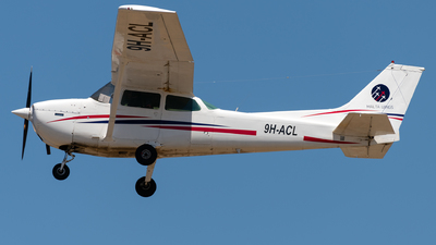 9H-ACL - Cessna 172M Skyhawk - Malta School of Flying