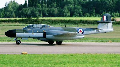 G-LOSM - Gloster Meteor NF.11 - Private