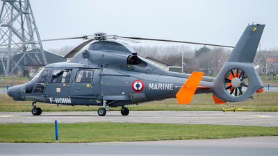 F-HOHN - Eurocopter AS 365N1 Dauphin 2 - France - Navy
