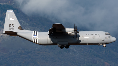 11-5736 - Lockheed Martin C-130J-30 Hercules - United States - US Air Force (USAF)