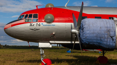 CCCP-91612 - Ilyushin IL-14T - Private