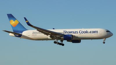 G-DAJC - Boeing 767-31K(ER) - Thomas Cook Airlines