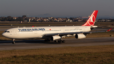 A picture of TCJII - Airbus A340313 - [0331] - © Bora Polater