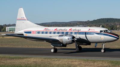 VH-TAA - Convair VC-131D Samaritan - Trans Australia Airlines (TAA)