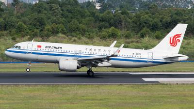A picture of B30DE - Airbus A320271N - Air China - © ShirokaneRinko