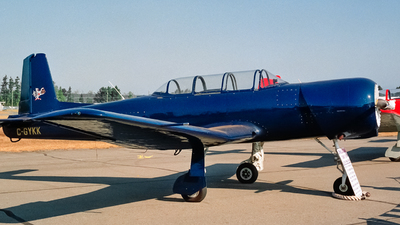 C-GYKK - Nanchang CJ-6A - Private
