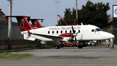 C-FDTR - Beech 1900D - Northern Thunderbird Air