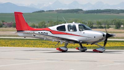C-GPPY - Cirrus SR22T-GTS - Private
