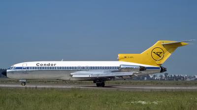 D-ABIL - Boeing 727-30 - Condor