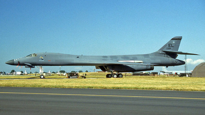 85-0084 - Rockwell B-1B Lancer - United States - US Air Force (USAF)