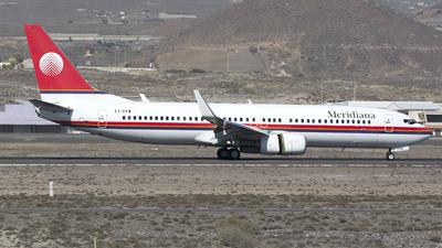EI-FFW - Boeing 737-85F - Meridiana