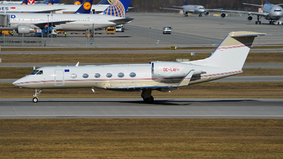 OE-LAI - Gulfstream G450 - Global Jet Austria