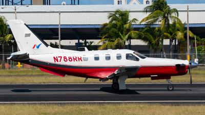 N788RR  - Socata TBM-700 - Private