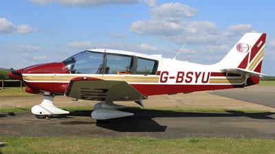 A picture of GBSYU - Robin DR400/180 - [2027] - © Tartanpics