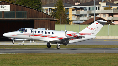 D-CUGF - Cessna 525B CitationJet 3 - Atlas Air Service
