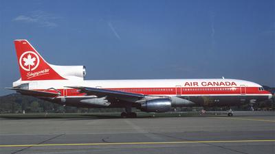 C-FTNI - Lockheed L-1011-100 Tristar - Air Canada