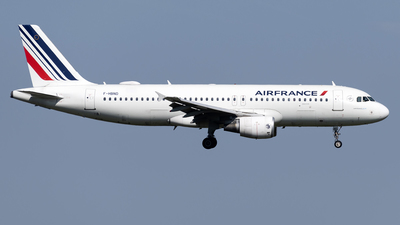 A picture of FHBND - Airbus A320214 - Air France - © DN280
