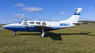 N69LP - Piper PA-60-601P Aerostar - Private