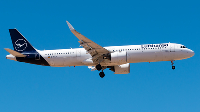 A picture of DAIEA - Airbus A321271NX - Lufthansa - © Pablo Gonzalez de Leon
