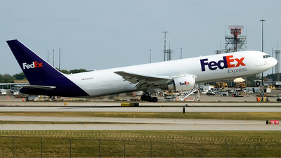 A picture of N155FE - Boeing 7673S2F(ER) - FedEx - © mariaLXY
