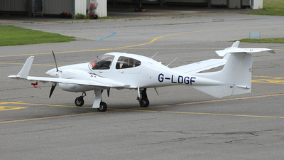 G-LDGF - Diamond DA-42 Twin Star - Private