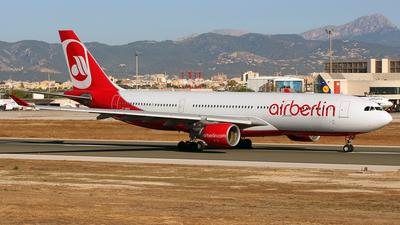 D-ABXC - Airbus A330-223 - Air Berlin