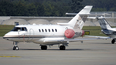 M-OLLE - Raytheon Hawker 750 - Private